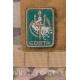 Нашивка на липучке CHRIS COSTA,  6,3 см