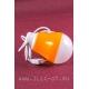 Оранжевый Фонарик лампа usb
