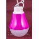 Фиолетовый Фонарик лампа usb