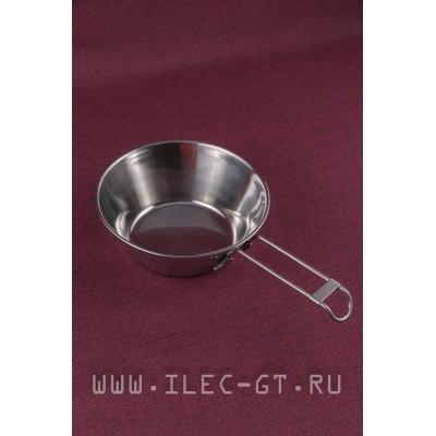 Алюминиевая посуда туриста
