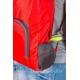 КРАСНЫЙ Легкий рюкзак