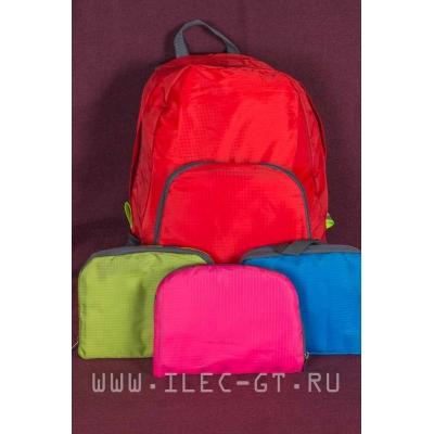 Розовый Легкий рюкзак