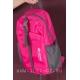 Розовый Складной легкий рюкзак