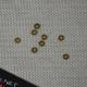 Шайбы латунные 3,8х1,5х0,2 мм