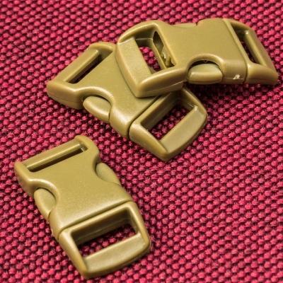 Олива пряжки застежки фастексы для браслетов выживания