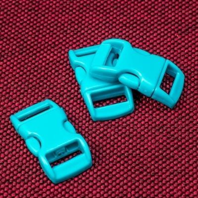 Голубые пряжки застежки фастексы для браслетов выживания
