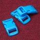 Синие пряжки застежки фастексы для браслетов выживания