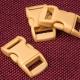 Кремовые пряжки застежки фастексы для браслетов выживания