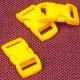 Желтые пряжки застежки фастексы для браслетов выживания