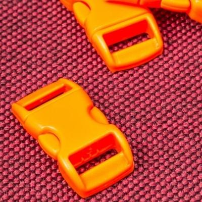 Оранжевые пряжки застежки фастексы для браслетов выживания