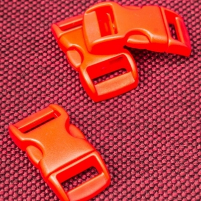 Алые пряжки застежки фастексы для браслетов выживания