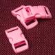 Розовые пряжки застежки фастексы для браслетов выживания