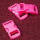 Ярко розовые пряжки застежки фастексы для браслетов выживания