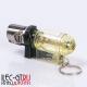 Зажигалка газовая турбо с кольцом для ключей