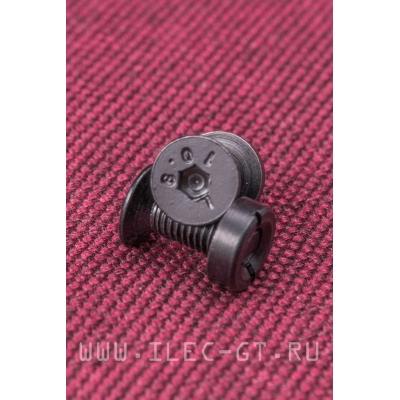 Крепежный (осевой) винт 13,5х4,6х9,5 мм.