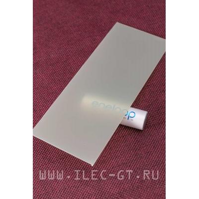 G10 тонкий, белый 130х40х1 мм. Купить тонкий Г10 для декорирования и изготовления рукояти ножа