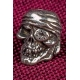 Купить бусину череп пирата Джека. Skull one-eyed Jack