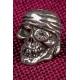 Бусина пиратский череп Джека. Skull one-eyed Jack