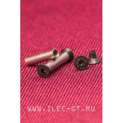 Крепежный (осевой) винт 25х5х7,6 мм.