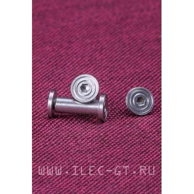 Крепежный (осевой) винт 19х5,4х9,7 мм.