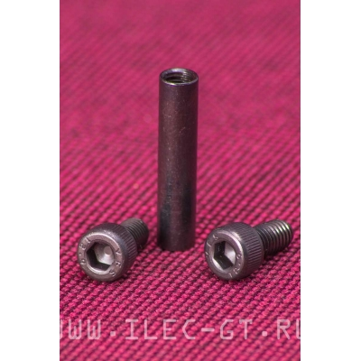 Винт для ножа 40х6х8,5 мм
