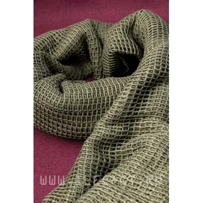 Зеленый тактический армейский шарф MIL-TEC