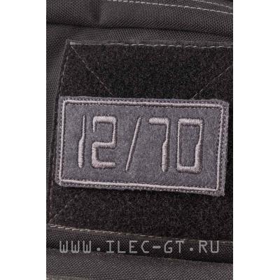 Нашивка с обозначением размера патрона 12/70