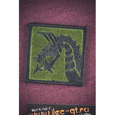 """Шеврон 18-й воздушно-десантный корпус """"Sky Dragons"""""""